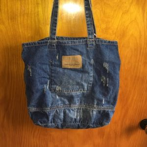 NWT American Eagle Outfitters Denim Bag